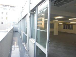 6階 ベランダ 室内 理工図書ビル ワンプラスワン