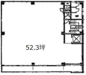 理工図書ビル 6階図面 ワンプラスワン