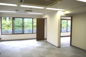 あざみ野 リノベ事務所店舗室内3