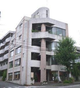 外観あざみ野 リノベ事務所店舗